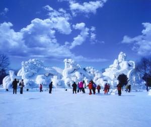 ハルピン氷雪祭り2