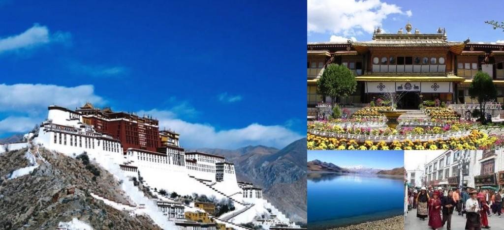 チベット・ラサ