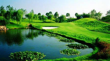 昆山太陽島ゴルフ