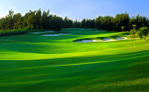 蘇州太陽島ゴルフ