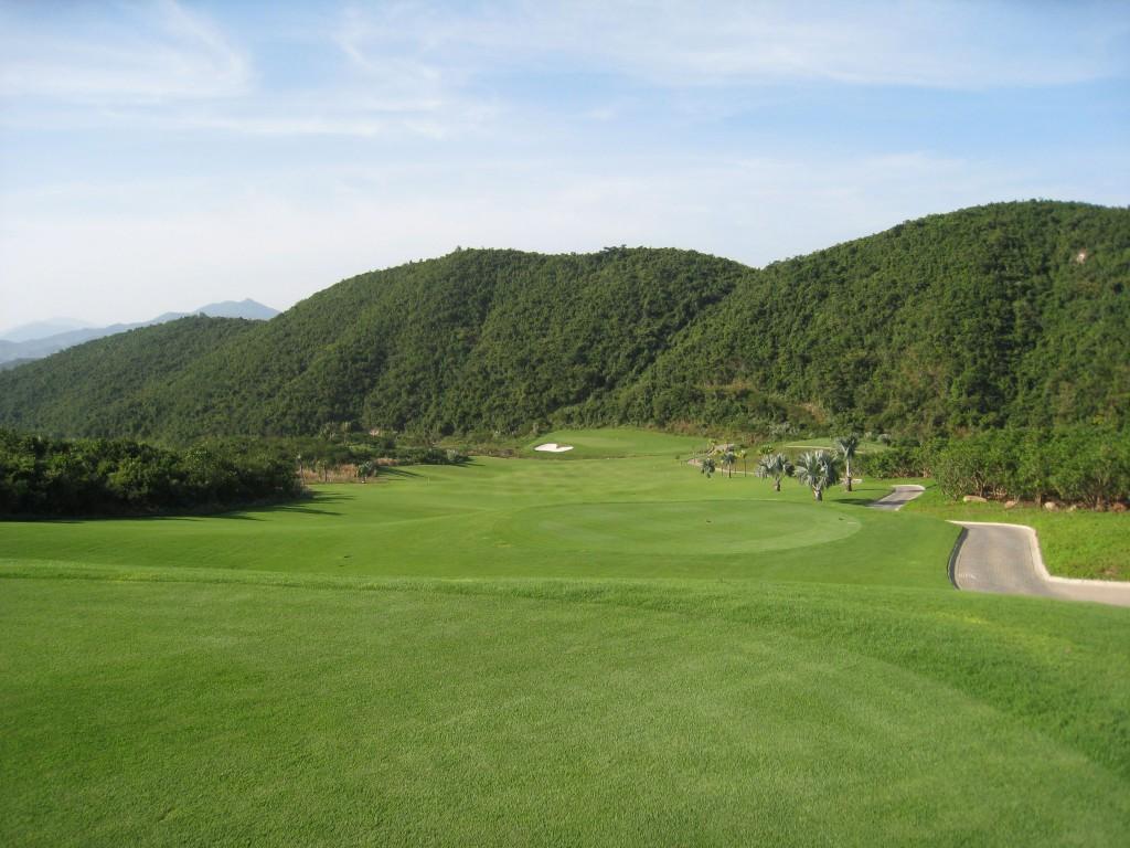 龍泉谷ゴルフ1