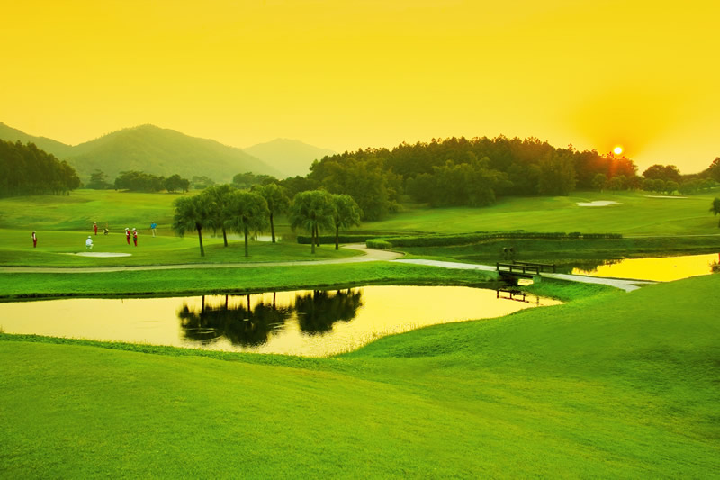 Zhuhai Golf Club1