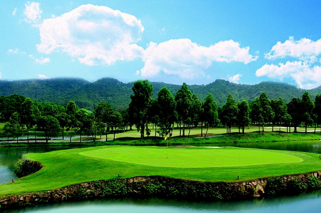 Zhuhai Golf Club2