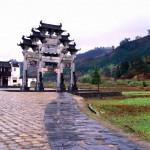 安徽省南部に残った古村落-西逓と宏村(8)