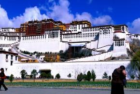 浪漫秘境・天空のポタラ宮 チベットの旅 3泊4日