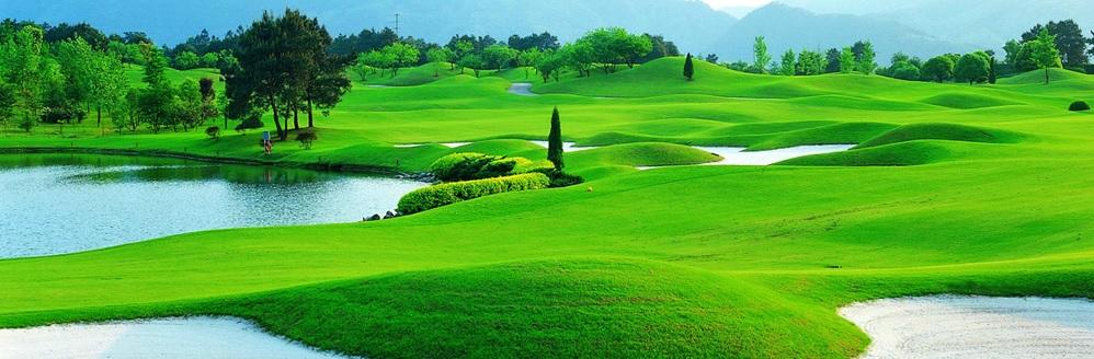 桂林乐满地高尔夫球场3