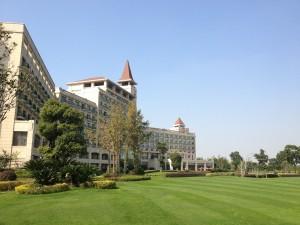 美蘭湖クラウンプラザホテル2
