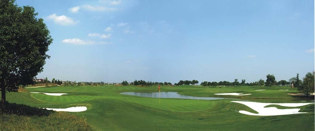 蘇州中興ゴルフクラブ