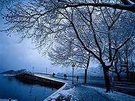 西湖十景断橋残雪