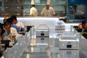 機器人餐廳南翔店