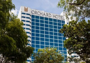 オーチャードホテル